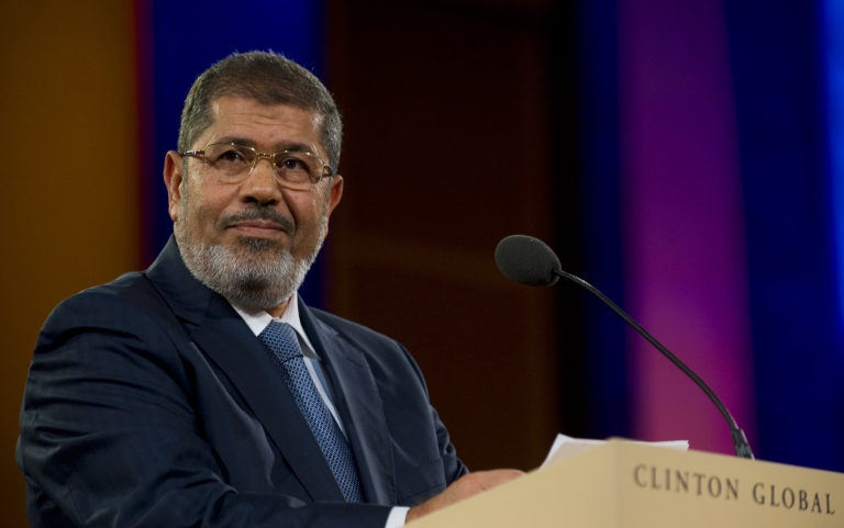 <p>A new decree by Egypt's president, Mohammed Morsi, has observers worried he may become the new