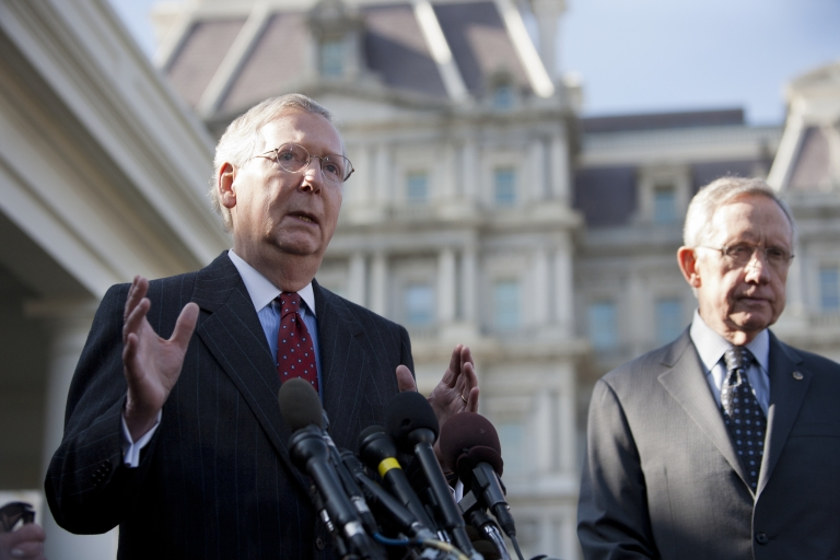 <p>The US Senate passed a modest reform bill on the filibuster late Thursday night.</p>