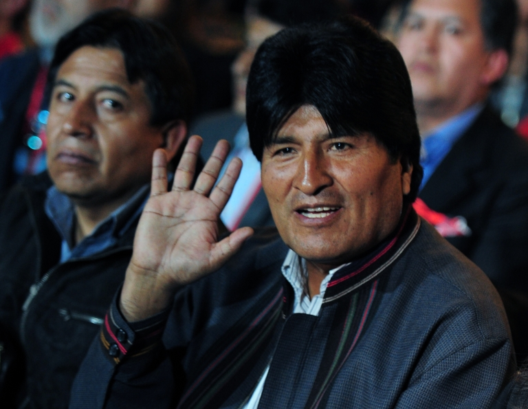 <p>The Bolivian government seized holdings of Spanish energy giant Iberdrola SA and said they would be nationalized.</p>