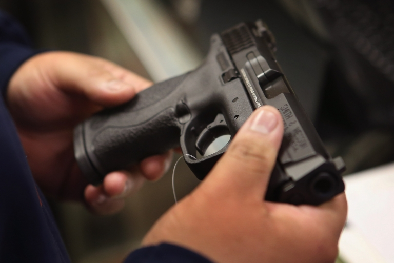 <p>A new metareport by the Shorenstein Center says that firearm homicide rates for young adults in the US were 42.7 times higher than in other nations.</p>