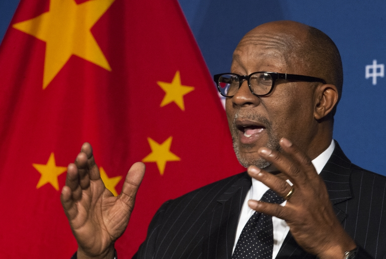 <p>Ron Kirk, US trade representative, is stepping down from his position in February.</p>