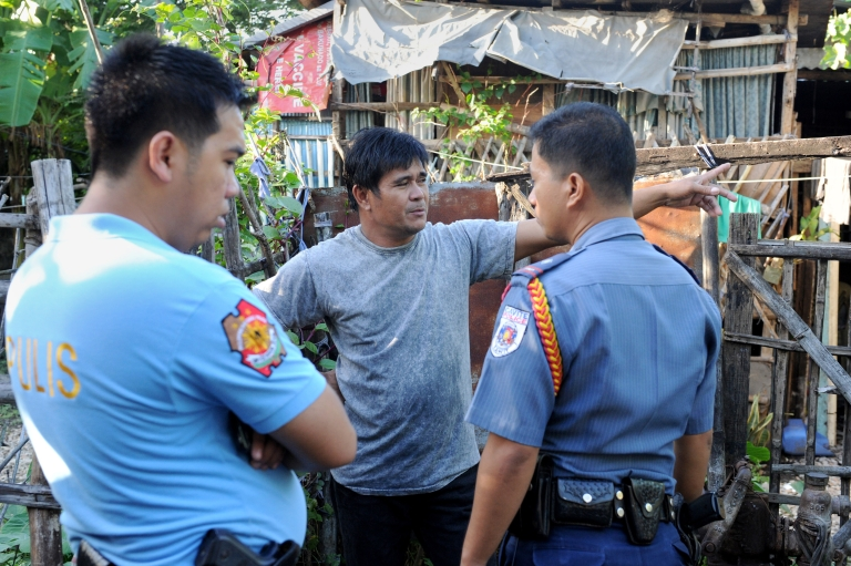 <p>A shooting rampage in the Philippines left eight dead near Manila on Friday.</p>