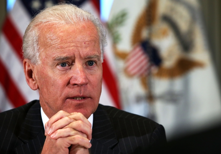 <p>VIce President Joe Biden discussed the Obama administration's new gun control policies with guests live on Google Hangout Thursday.</p>
