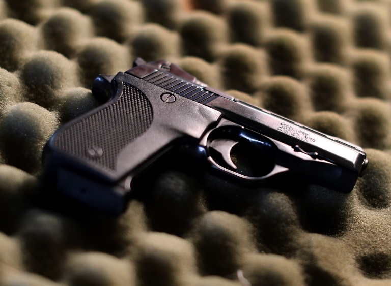 <p>A man in Trinidad accidentally shot himself in the penis while sitting in his car Sunday morning.</p>