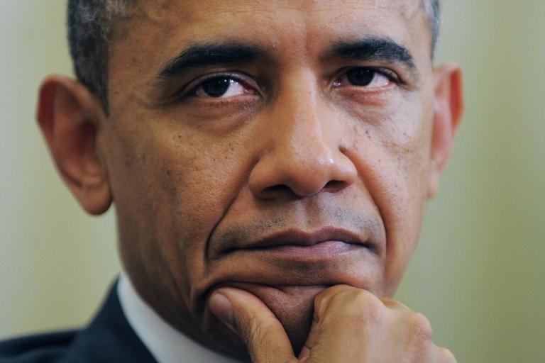 <p>US President Barack Obama.</p>