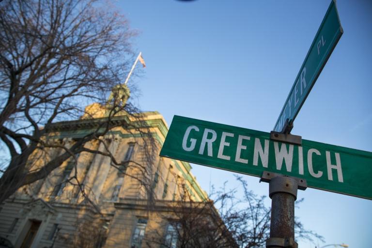 <p>Views of Greenwich, CT on Nov. 26, 2012.</p>