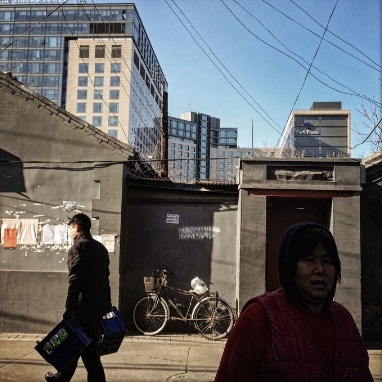 <p>Beijing, a sprawling metropolis, has a growing