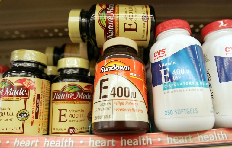 <p>A new study from China says that vitamin E can help prevent liver cancer.</p>