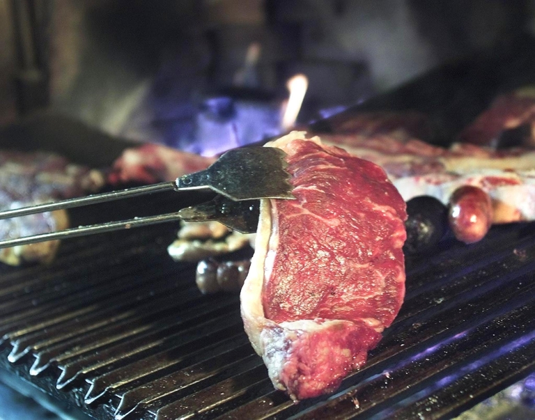 <p>Washington is protesting a Russian ban on American meat imports that went into effect Monday, February 11.</p>