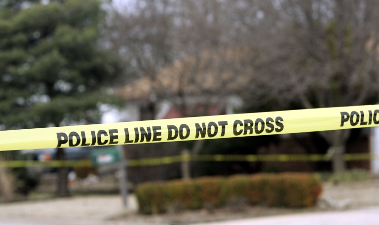 <p>Father shoots and kills his adopted son during a suspected robbery attempt in Fairfield, Conn.</p>