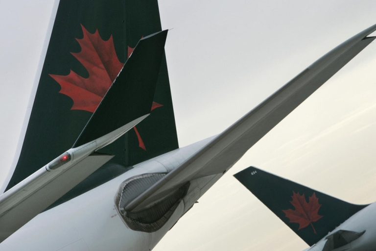 <p>Air Canada couldn't explain higher than expected delays today despite reports about a dozen pilots called in sick. The airline and its pilots are in bitter contract negotiations.</p>