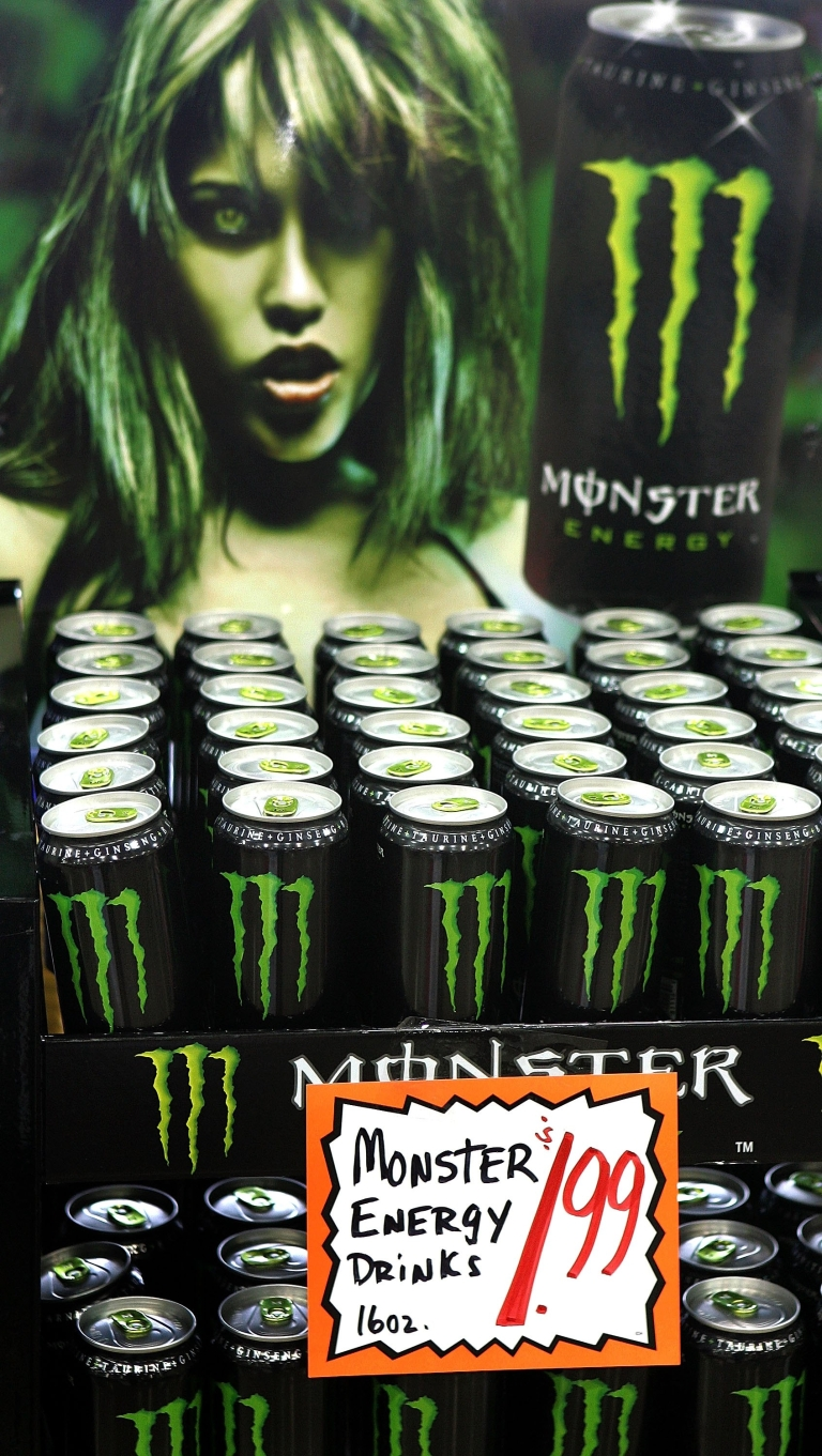 <p>A new report has linked Monster Energy drinks with the deaths of five people.</p>