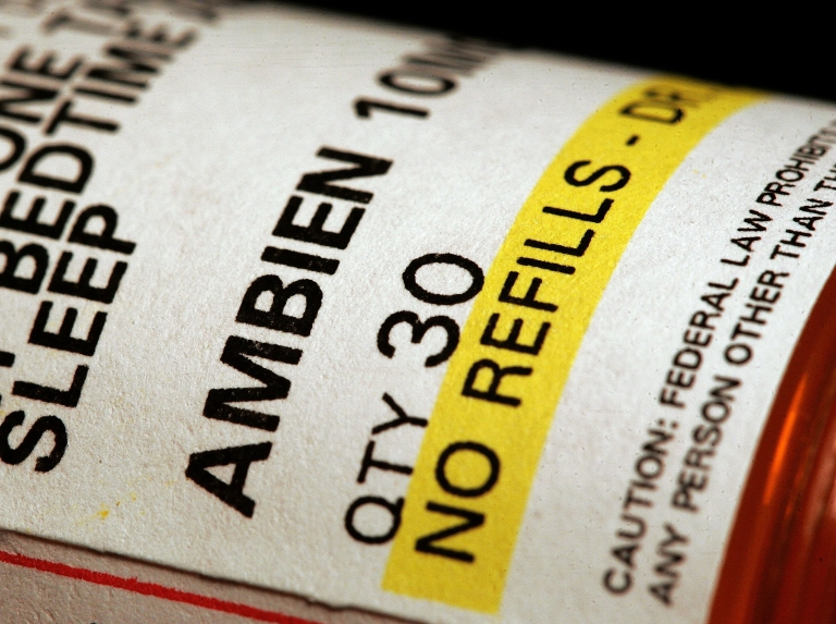<p>The use of the powerful sleeping pill Stilnox (known in the US as Ambien) has been banned for the Australian Olympic team.</p>