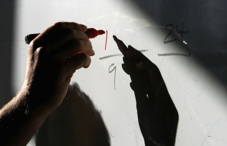 <p>Math anxiety found to be a biological event similar to other forms of anxiety, say researchers.</p>