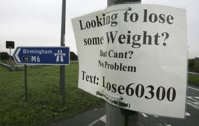 <p>Obese drivers are more likely to die in car accidents than their thinner counterparts.</p>