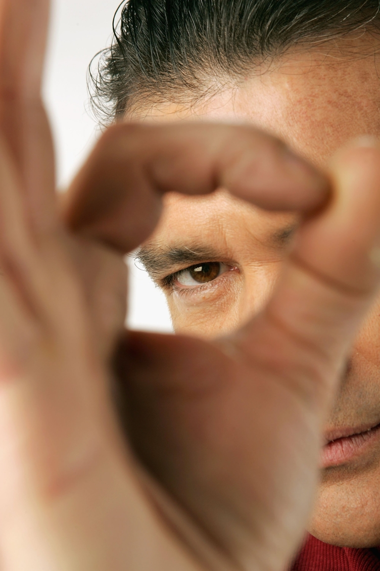 <p>A new study has shown brown-eyed people appear more trustworthy to others.</p>