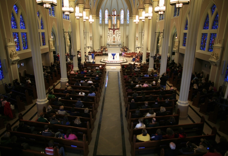 <p>Church foreclosures have reached record highs despite growing congregations.</p>