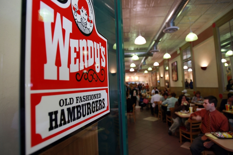 <p>Old-fashioned no more: Wendy's has unveiled caviar and lobster burgers in Japan.</p>