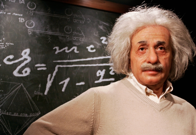 <p>A new iPad app allows the user to explore Einstein's brain in 350 slices.</p>