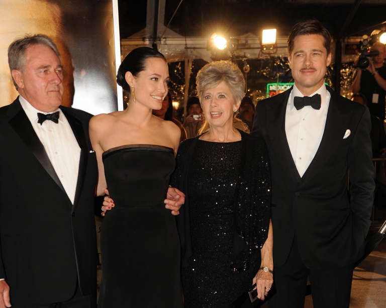 <p>Jane Pitt, actor Brad Pitt's mother, recently wrote a scathing anti-Obama, Anti-gay letter to the editor of her local paper.</p>
