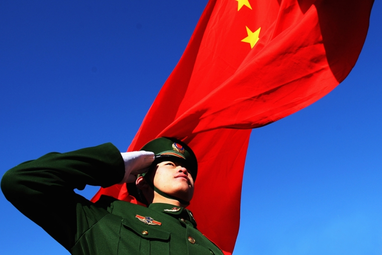 <p>The Chinese government announced a 100-day crackdown on