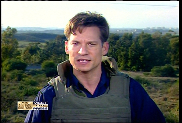 <p>Richard Engel, NBC's chief foreign correspondent, spent 5 days in captivity in Syria.</p>