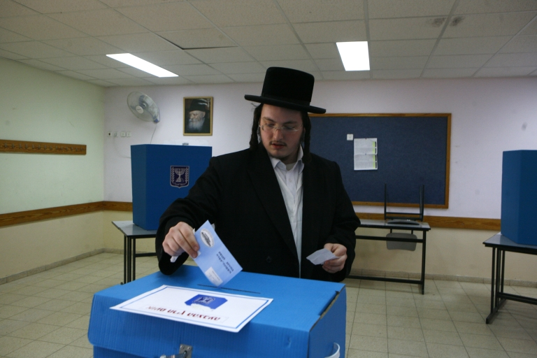 <p>A new study says that voting leads to a rise in the stress hormone cortisol.</p>
