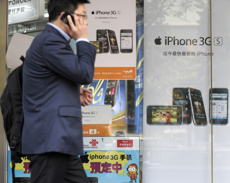 <p>China overtakes US in iOS, Android activations. China is the largest untapped smart phone market in the world.</p>