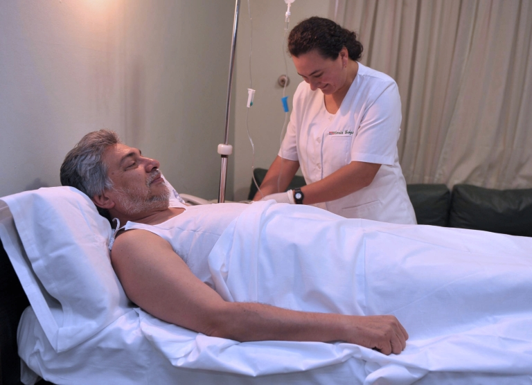 <p>A new study says that surgery often not needed in prostate cancer.</p>