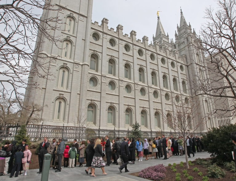 <p>A new website put up by the Mormon Church has called for compassion towards gays.</p>