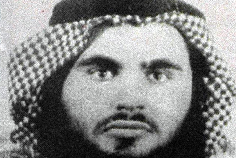 <p>A picture published March 29, 2000 in Jordan's al-Dustour daily newspaper shows Omar Abu Omar also known as Abu Qatada, the Jordanian cleric labelled Osama bin Laden's right-hand man in Europe.</p>