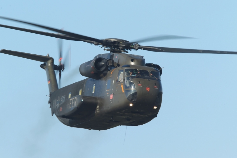 <p>Two members of NATO-led forces in Afghanistan were killed today in a helicopter crash in the eastern province of Wardak.</p>