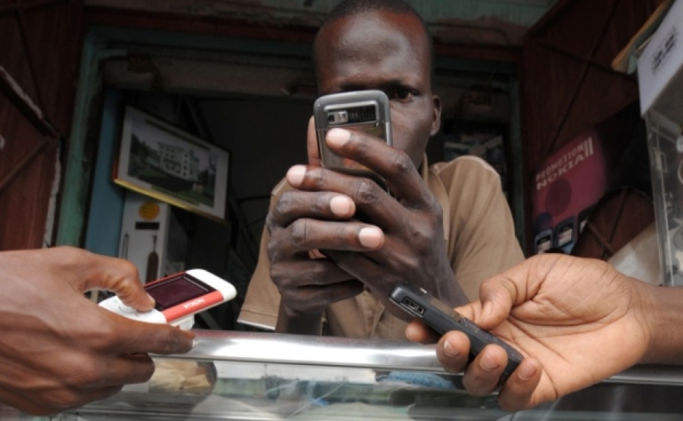 <p>The African market for mobile telephones has since 2001 shown the fastest growth rate in the world.</p>