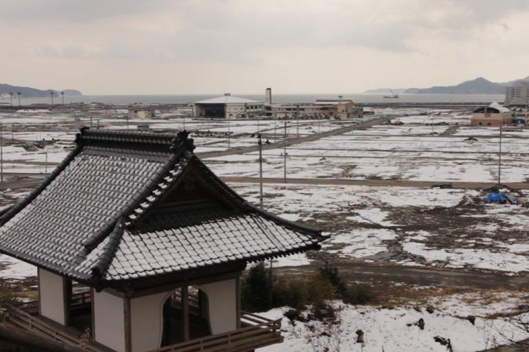 <p>Rikuzentakata, Iwate Prefecture, Japan.</p>