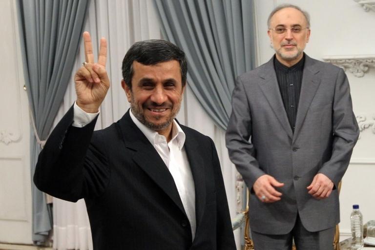 <p>Iran President Mahmoud Ahmadinejad.</p>