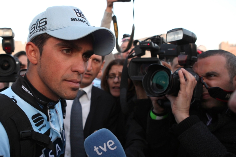 <p>Alberto Contador will miss both this year's Tour de France and the London 2012 Olympic Games as a result of today's ruling.</p>