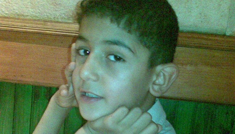 <p>Bahrain's youngest detainee, Ali Hasan, 11, has been released on bail pending trial after being in jail for a month.</p>