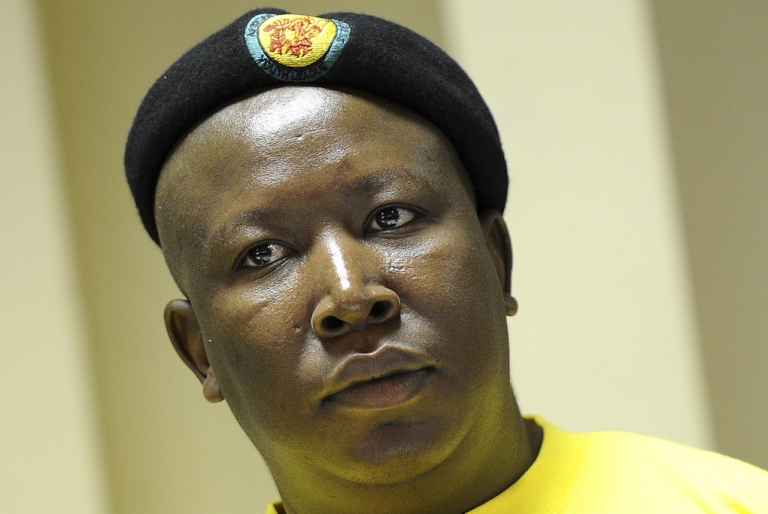 <p>Julius Malema, a one-time ally of South African President Jacob Zuma turned arch enemy, was expelled from the African National Congress for