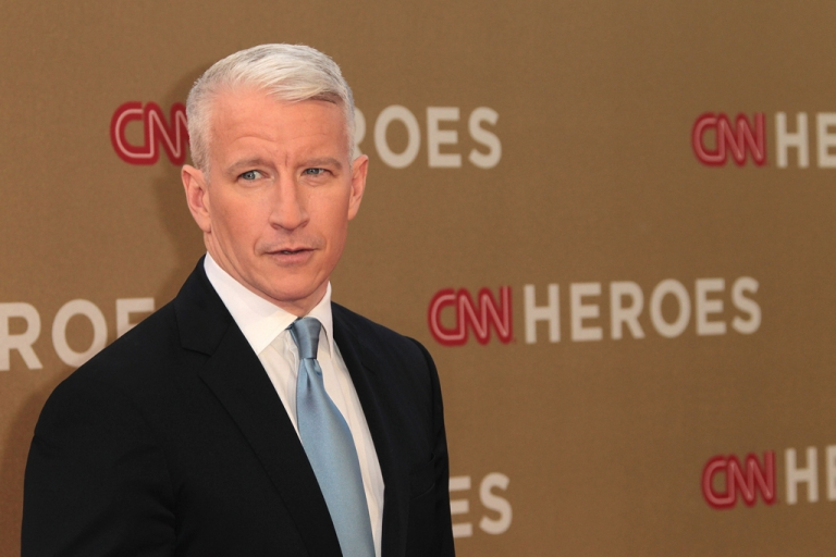 <p>CNN's anchor and reporter Anderson Cooper confirmed that he is gay, ending years of speculation.</p>