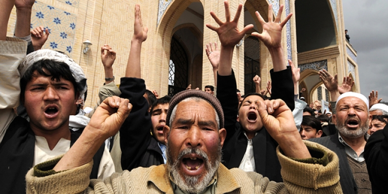 <p>Afghans are growing increasingly impatient with the US military occupation in their country. Last month's Quran burnings and the recent civilian massacre by a US soldier in the Panjwai District of Kandahar Province have been major setbacks to America's war efforts in Afghanistan.</p>