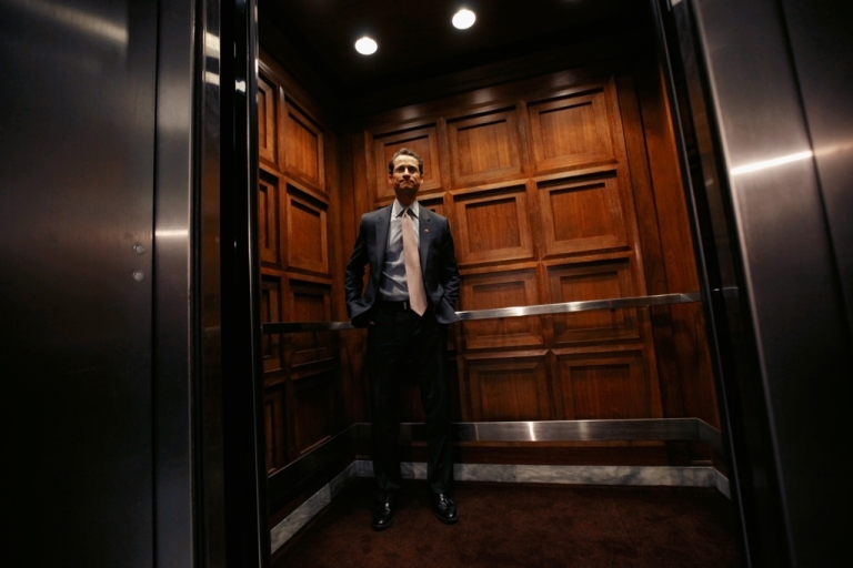 <p>Rep. Anthony Weiner (D-NY) leaves his office in the Rayburn House Office Building on Capitol Hill June 2, 2011 in Washington, DC.</p>