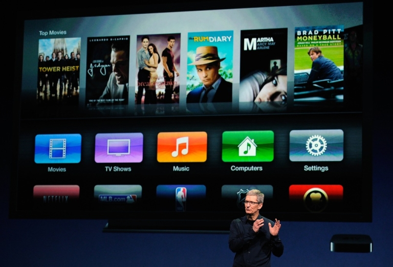 <p>Apple CEO Tim Cook speaks during an Apple product launch event at Yerba Buena Center for the Arts on March 7, 2012 in San Francisco, California. Apple announced the launch of the new iPad 3, but forgot to tell anyone that they made some big changes to the App store as well.</p>