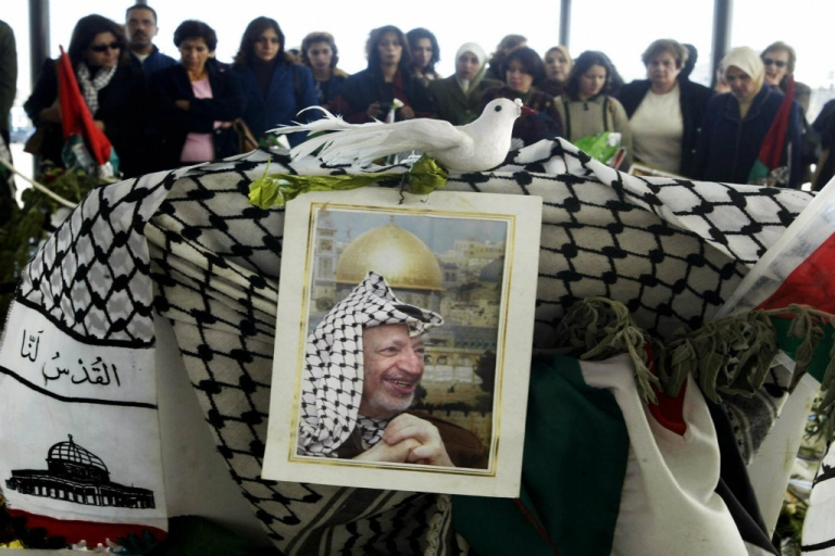 <p>Was Yasser Arafat assassinated with Polonium, or did he die from