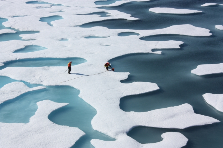 <p>The Bering Strait is open for the first time in recent memory, and will rival the world's great shipping lanes. Meanwhile, permission to drill has been granted and billions of dollars are at stake. Business in the Arctic is about to boom.</p>