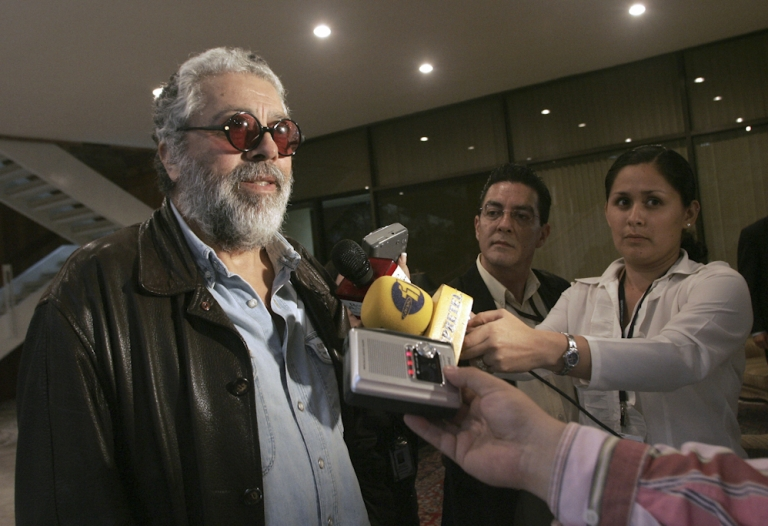 <p>Facundo Cabral, the Argentine folk singer, was shot dead as his car headed to the airport in Guatemala City on July 9, 2011.</p>