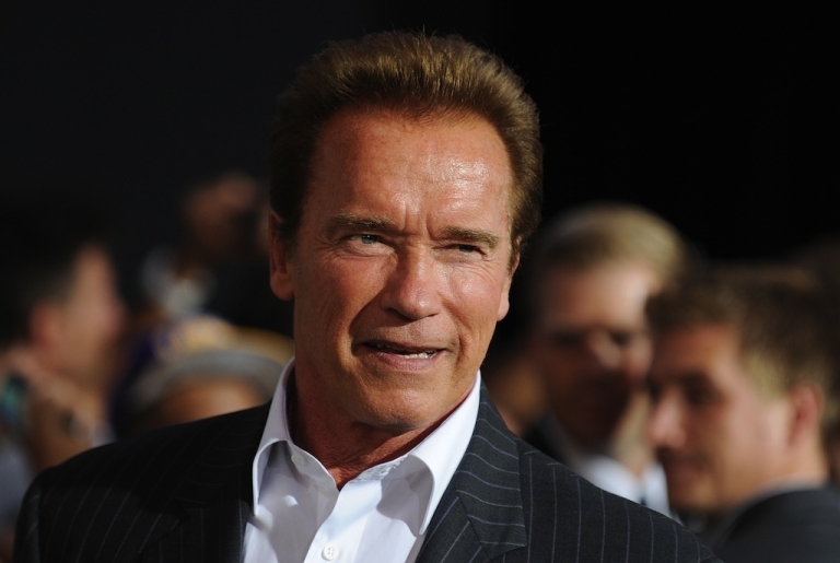 <p>Schwarzenegger's new book digs up affairs and arguments.</p>