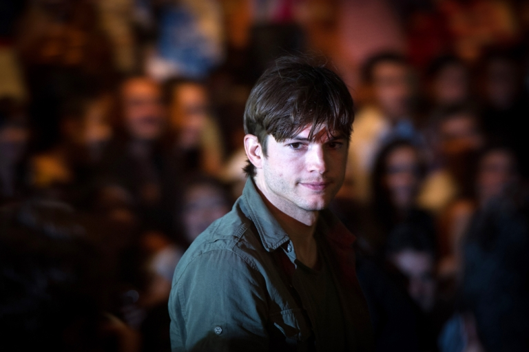 <p>Ashton Kutcher was the 500th customer to sign up for billionaire Richard Branson's venture to take paying tourists into space, it was announced on March 19, 2012. The venture, known as Virgin Galactic, will involve a suborbital trip into outer space.</p>