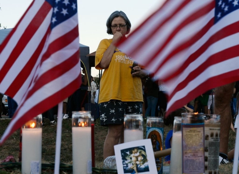 <p>An American tragedy: the mass shooting in Aurora, Colorado, has US voters talking about gun control, again. But will it prove anything more than talk?</p>