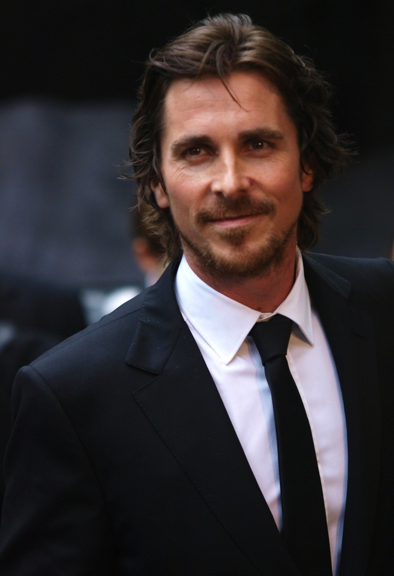 <p>British actor Christian Bale arrives for the European premiere of his latest film 'The Dark Knight Rises' in London's Leicester Square on July 18, 2012.</p>