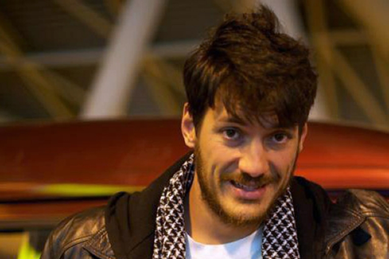 <p>A picture shows freelance photographer Austin Tice in an undisclosed location. The American journalist has been missing in Syria for more than a week, his most recent employers said on August 24, 2012. Sources suggest he is being held by the government in Syria.</p>